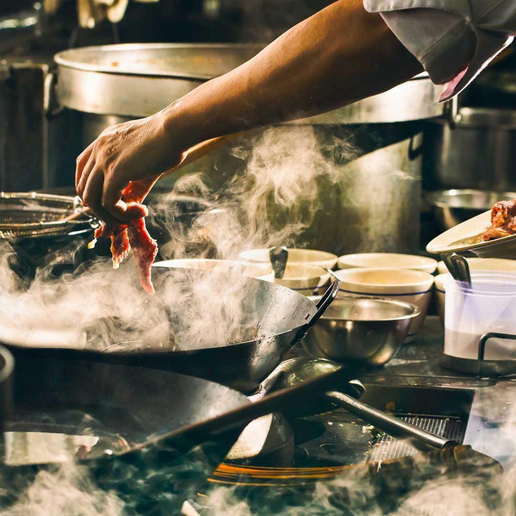 Σπουδές Μαγειρικής, Μάγειρες, Chef