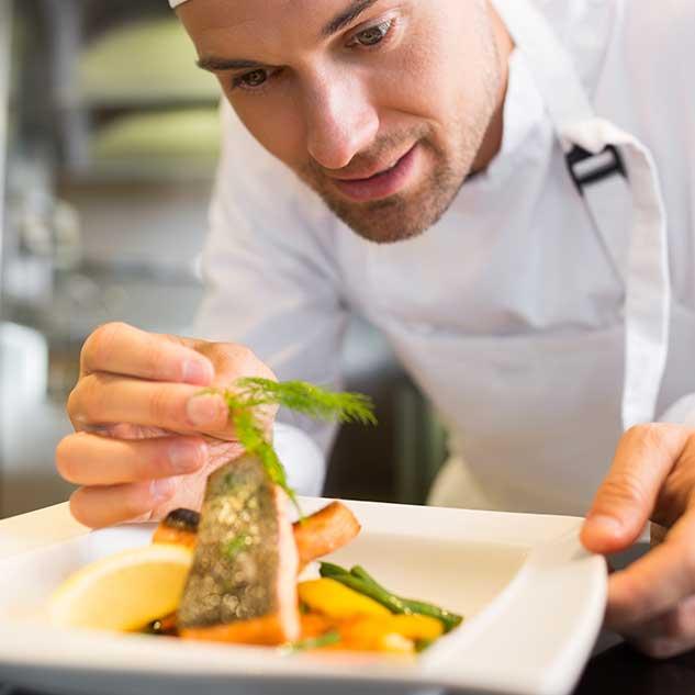 Σπουδές Μαγειρικής, Μάγειρες, Chef 1