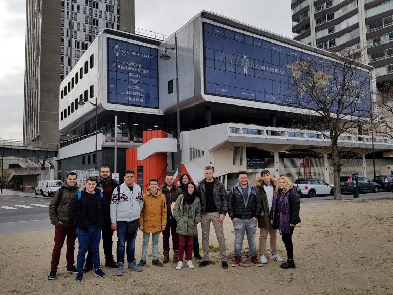 Το ΙΕΚ MBS Ταξίδεψε με τους Μαθητές του στο Μαγευτικό Παρίσι 11