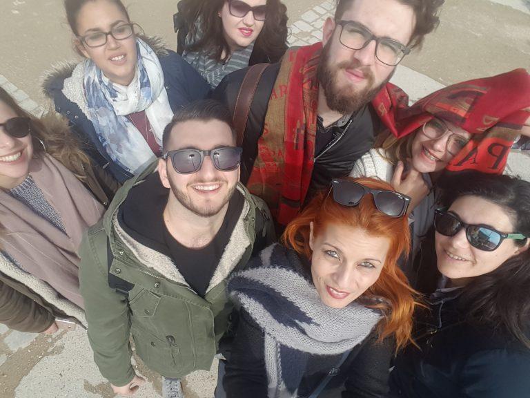Το ΙΕΚ MBS Ταξίδεψε με τους Μαθητές του στο Μαγευτικό Παρίσι 16