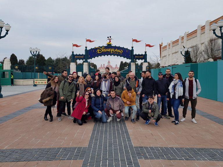 Το ΙΕΚ MBS Ταξίδεψε με τους Μαθητές του στο Μαγευτικό Παρίσι 4