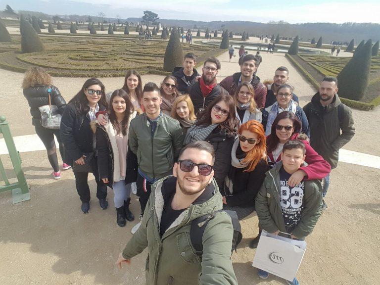 Το ΙΕΚ MBS Ταξίδεψε με τους Μαθητές του στο Μαγευτικό Παρίσι 6