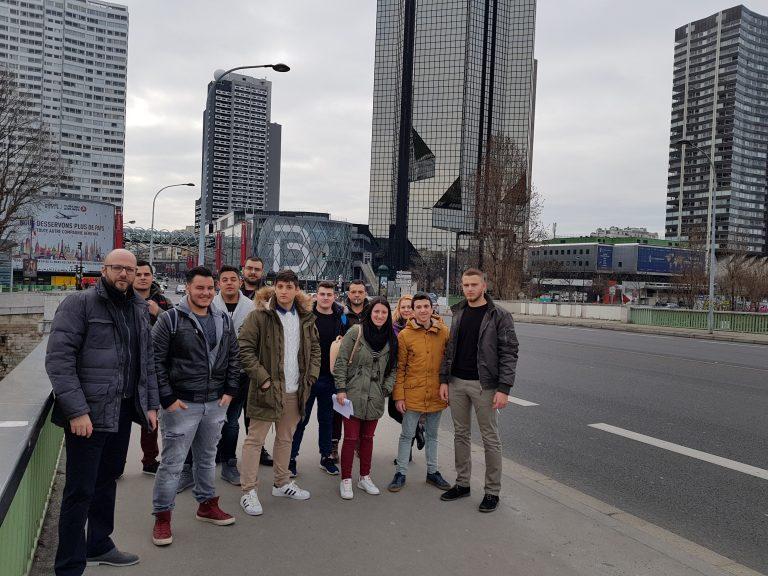 Το ΙΕΚ MBS Ταξίδεψε με τους Μαθητές του στο Μαγευτικό Παρίσι 8
