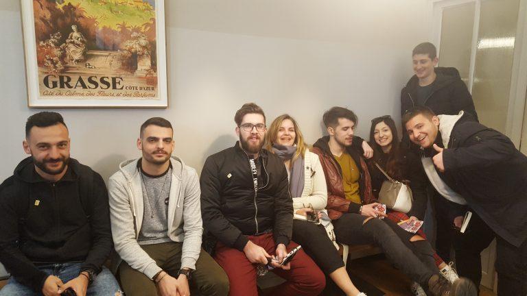 Το ΙΕΚ MBS Ταξίδεψε με τους Μαθητές του στο Μαγευτικό Παρίσι 9