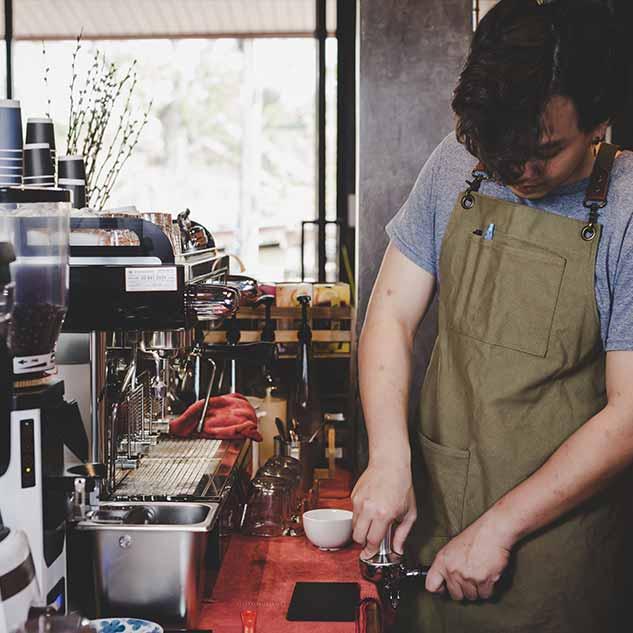 Επαγγελματίας Barista & Coffee Expert