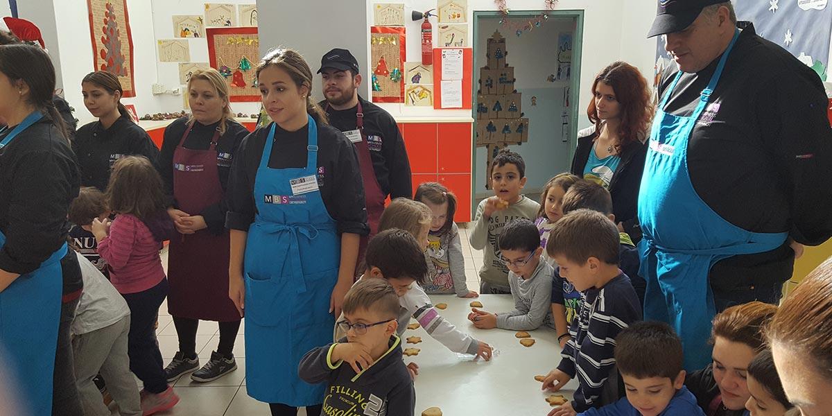 Χριστουγεννιάτικες Επισκέψεις σε σχολεία του Ρεθύμνου – Σαρακίνα 8o Νηπιαγωγίο 5