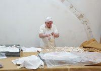Εκπαιδευτικό Σεμινάριο στο δημοφιλές παραδοσιακό εργαστήρι παρασκευής φύλλου κρούστας και κανταϊφιού. 3