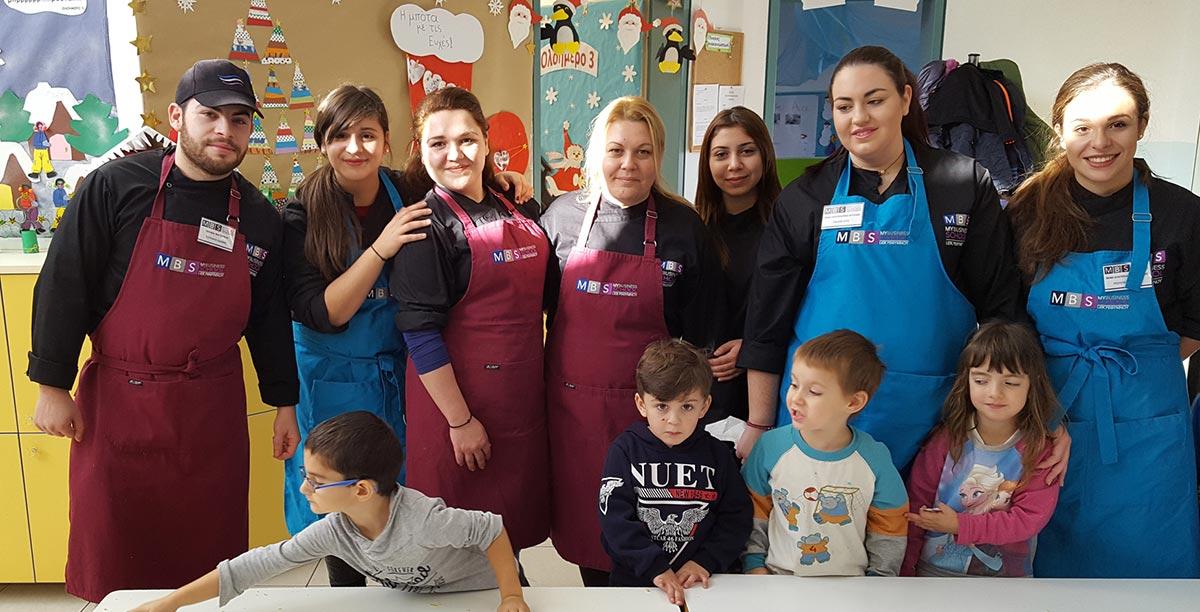 Χριστουγεννιάτικες Επισκέψεις σε σχολεία του Ρεθύμνου – Σαρακίνα 8o Νηπιαγωγίο 6
